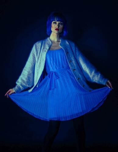 Curtsy Blue 8 7 7 22 SPP Marino Favretto  Pictorial Silver