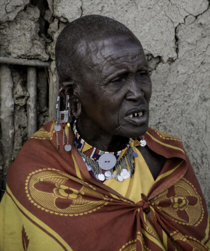 Maasai Matriarch 7.5 8.5 7.5 23.5 GPP Jim Maguire  Pictorial Gold