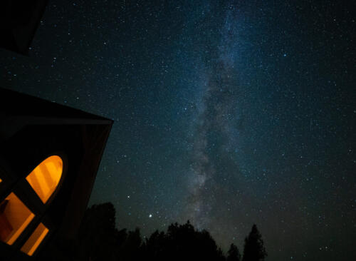 Night Sky Tobermory 7.5 7 8 22.5 HM BPP Malcolm Stagg  Pictorial Bronze