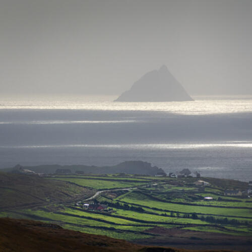 Skellig Michael - Co. Kerry 6 7.5 7.5 21 Mike Mulvale  Pictorial Silver