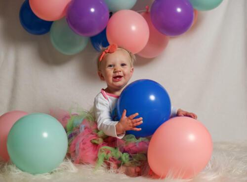 Birthday Girl 6.5 7.5 8 22 SPP Valerie Goodfellow  Pictorial Silver