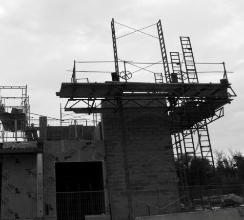 Construction Site 5.5 6 6.5 18 John Bunyon  Pictorial Silver