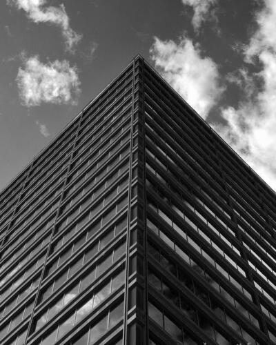 Office Tower 6 6 7 19 Carey Hope  Pictorial Silver
