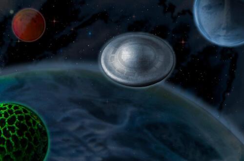 Forbidden Planet 6 7.5 7.5 21 Doug Doede  Creative Master
