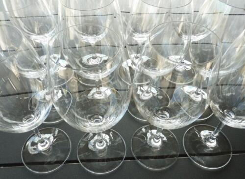 Wine Glasses 6 7 7.5 20.5 Roy Oldfield  Pictorial Gold