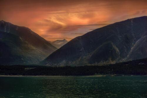 Sunrise Serenade 7.5 7.5 7.5 22.5 John King  Pictorial Gold