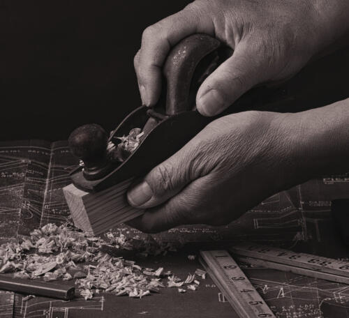 Skilful Shavings 8 7.5 7.5 23 GPP Ed Espin  Pictorial Gold
