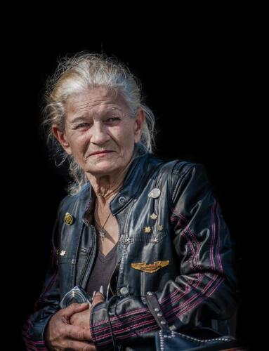 Cool Grandma 8.5 8 7 23.5 Bertin Francoeur  Pictorial Master