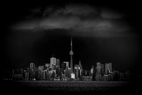 Toronto 8 7 7 22 Victor Turczynski  Pictorial Gold