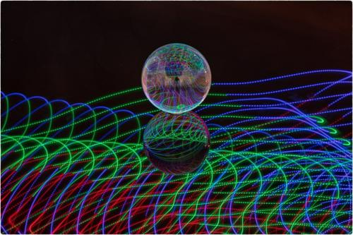 Chaos In The Crystal Ball 24 GPP Jim Sykes  Creative Gold