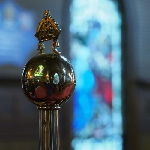 St. Luke'S Anglican Church 20 John Strung  Pictorial Gold