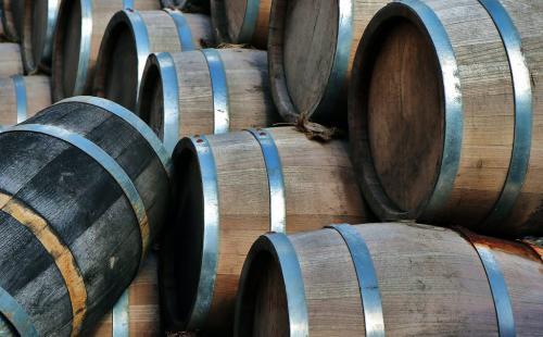 Glasgow Whisky Barrels 22 James Hamilton  Pictorial Master