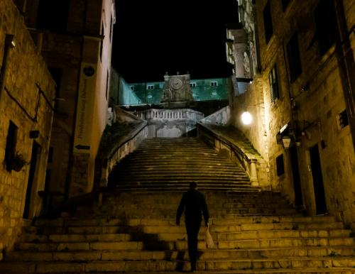 Walk Of Shame In Dubrovnik 21 Patrick Mohide  Pictorial Gold