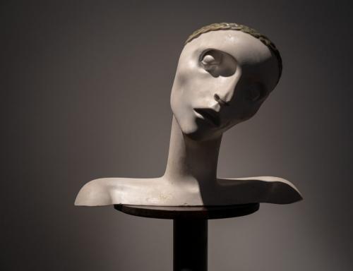 Sculpture 20.5 Patrick Mohide  Pictorial Gold