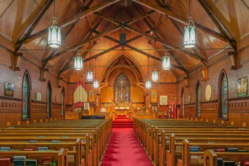 St Lukes Church, Burlington 23.5 GPP Geoff Dunn  Pictorial Gold