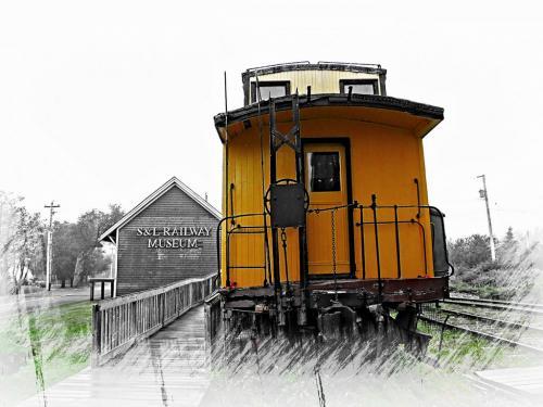 Railway Museum  22.5  Creative  Gold  Leonie  Holmes