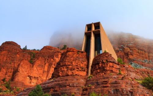 Chapel in the Red Rocks  22  Pictorial  Silver  Andy  Langs