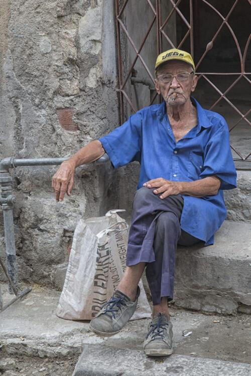 Cuban  21.5  Pictorial  Silver  Jeanne  Pickles