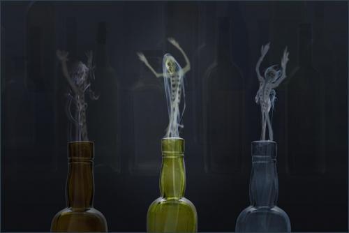Free Spirits 9 8.5 10 27.5 TC DP Doug Doede  Creative Master