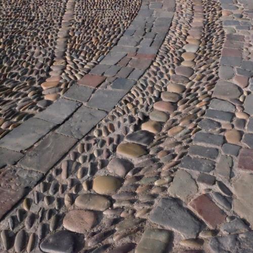 Stoney Walkway 7 6.5 6 19.5 Ian Porszt  Pictorial Gold
