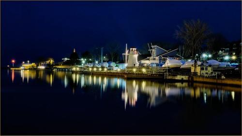 Oakville Harbour 7 7.5 8.5 23 GPP Victor Turczynski  Pictorial Gold