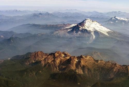 Coast Mountain Range 24 Pictorial Gold GPP John Sharman