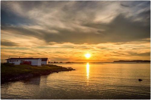 Newfoundland sunset 22 Pictorial Silver SPP Riana Vermaak