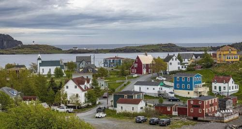 Trinity Newfoundland 22 Pictorial Silver SPP Ken Baker
