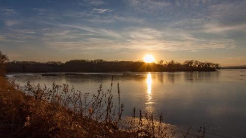 Cootes Winter Sunset 22 Pictorial Silver SPP Andy Langs