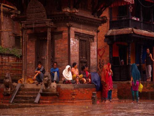 In Nepal 7 7 6.5 20.5 Ewa Rakowski  Pictorial Silver