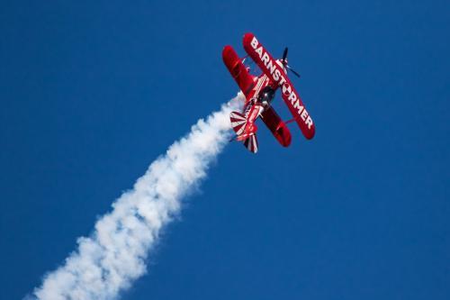 Pitts Special Biplane 7.5 8 7.5 23 GPP Geoffrey Skirrow  Pictorial Gold