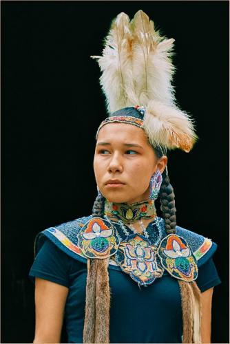 Native Indian 7.5 7.5 7 22 Victor Turczynski  Pictorial Gold