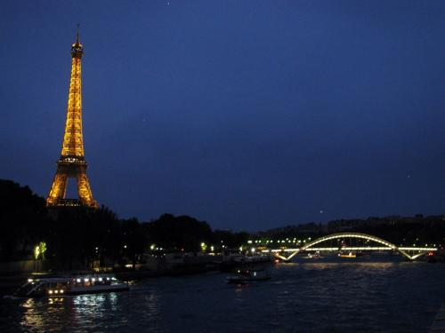 Paris at Night 20 Melanie Baker  Pictorial Silver