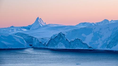 Greenland Sunset 26 TC GPP Kathryn Martin  Pictorial Gold