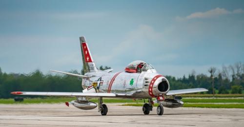Sabre Jet 21.5 Patrick Mohide  Pictorial Silver