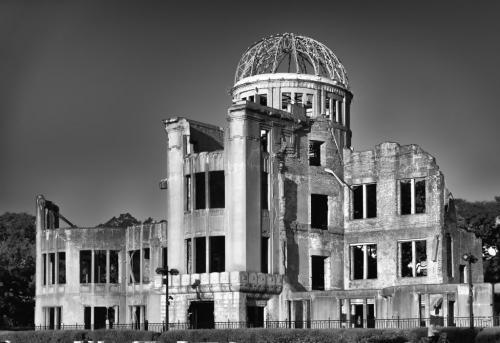 Ground Zero, Hiroshima 21.5 Patrick Mohide  Pictorial Silver