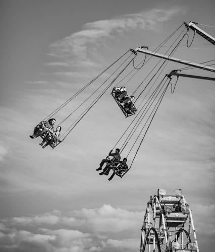 Ride in the Sky 22.5 John Overmeyer  Pictorial Master