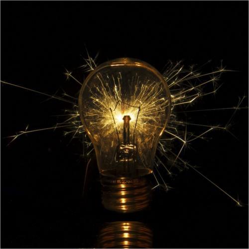 Sparky Electrons 6.5 7.5 7 21 Ed Espin  Creative Gold