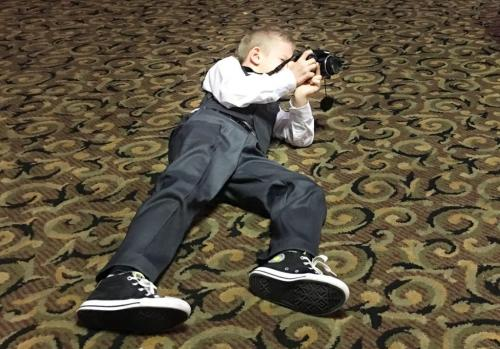 Budding Photographer 7 7 7 21 Linda Pickrell  Pictorial Silver