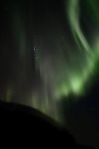 Aurora Borealis  Nature Silver