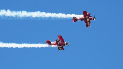 Barnstormers Aerial Acrobatics 7 7 7.5 21.5 Colleen Bird  Pictorial Gold
