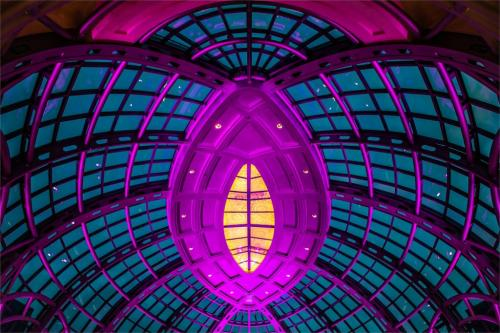 Niagara Fallsview Ceiling 8 7 7.5 22.5 Jim Sykes  Pictorial Gold