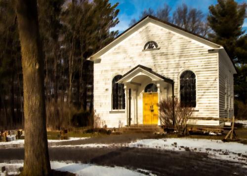 Mountsberg Church 7 6 6.5 19.5 David Evans  Creative Gold