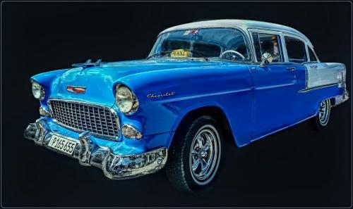 Classic Chevy 6 8 8 22 John King  Creative Gold