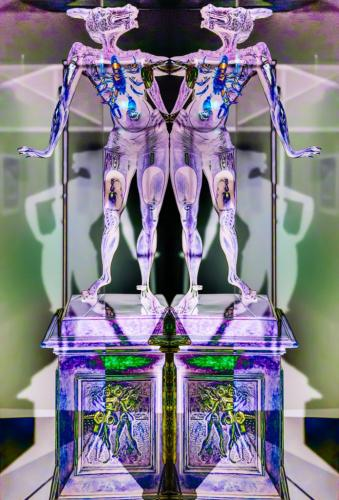 Surreal Twins 7 7 7.5 21.5 Patrick Mohide  Creative Gold