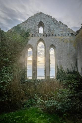Templar'S Church -Cty Wexford   7 7.5 7.5 22 SPP Mike Mulvale  Pictorial Silver
