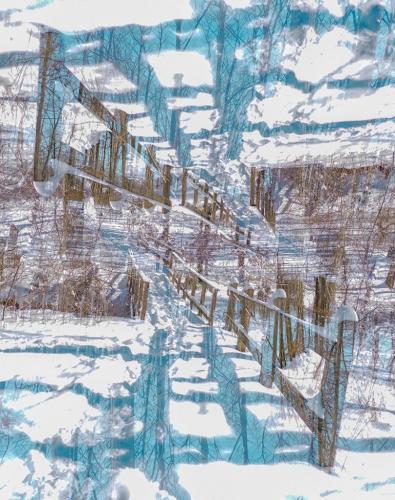 Snowscape 1 6 7.5 7.5 21 Colleen Bird  Creative Gold