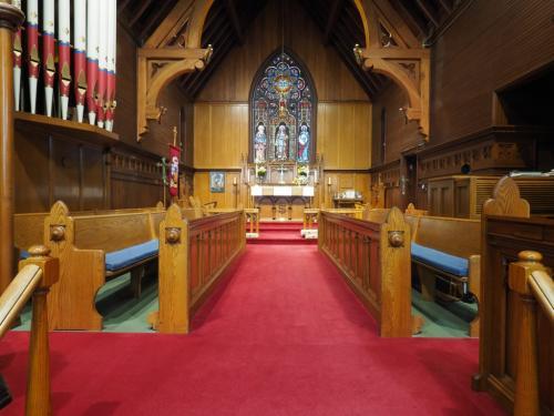St. Luke'S Anglican Church 6.5 6.5 7 20 John Strung  Pictorial Gold