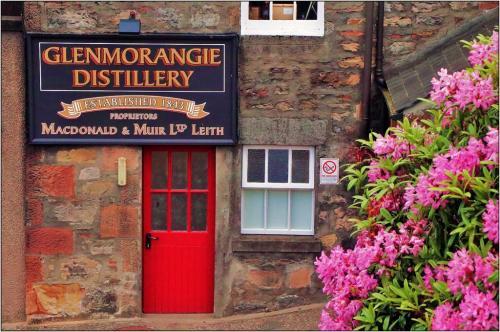 Glenmorangie Distillery 7 7.5 7.5 22 James Hamilton  Pictorial Gold