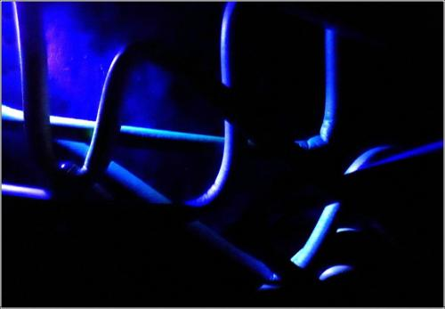 Abstract #12 6 6 6.5 18.5 John Bunyon  Creative Silver